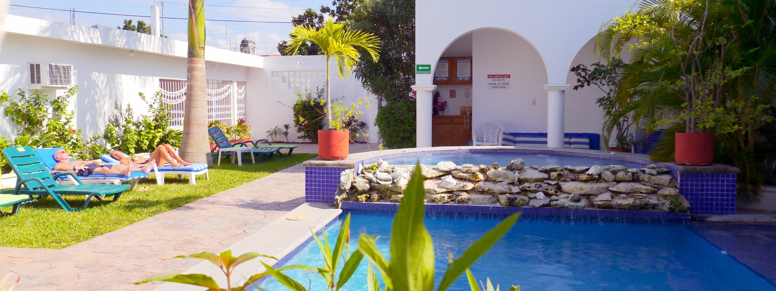 Cozumel vacation rental apartments
