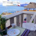 Cozumel ocean front vacation rental
